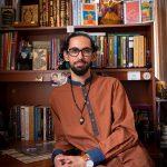 Portrait of Asad Dandia